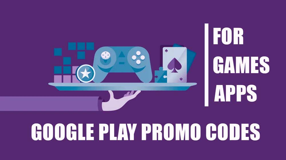 Google Play Promo codes 2019