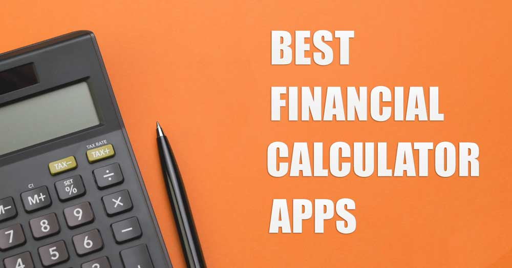 Best financial calculator App