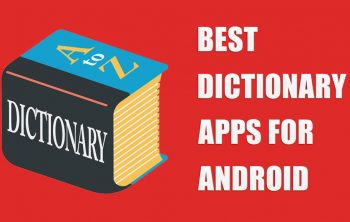 Best Dictionary Apps for android