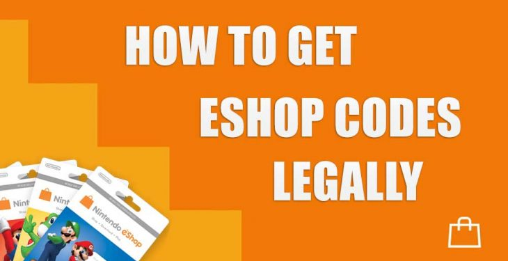 Get Free Unused Nintendo Eshop Codes Legally - Digital Built Blog