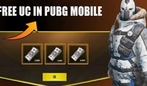 Free UC in PUBG Mobile